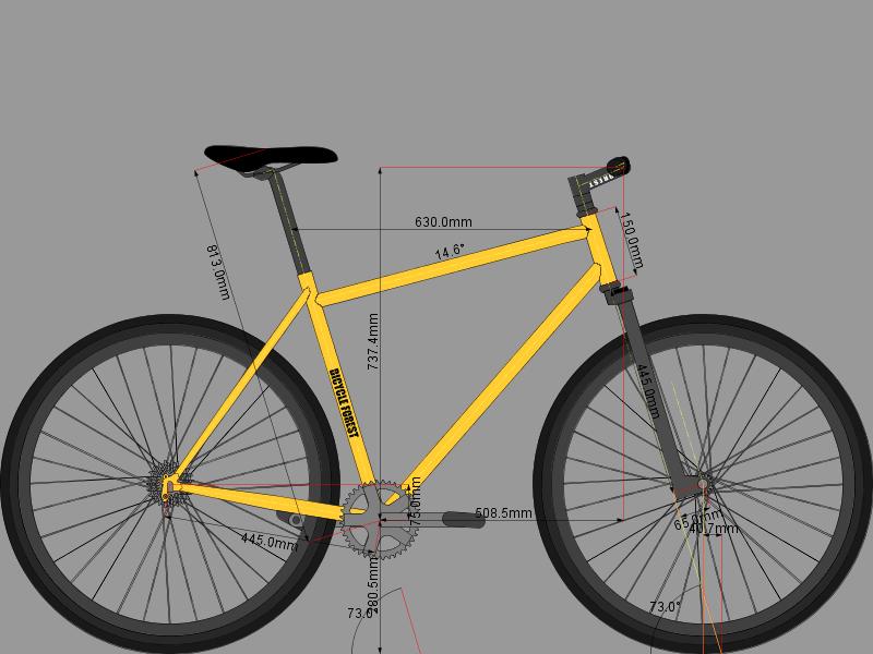 29er city bike