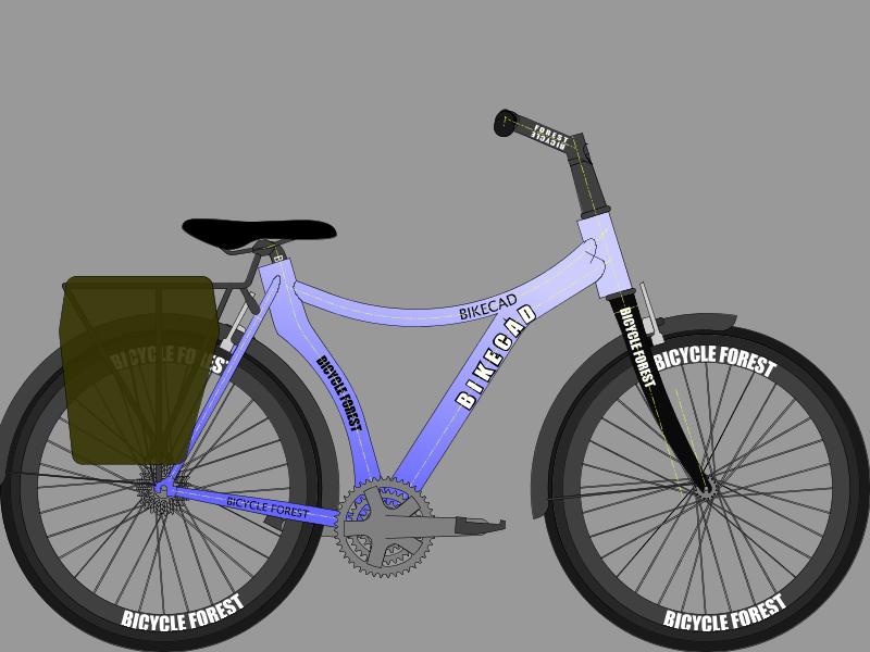 Estudo bicicleta