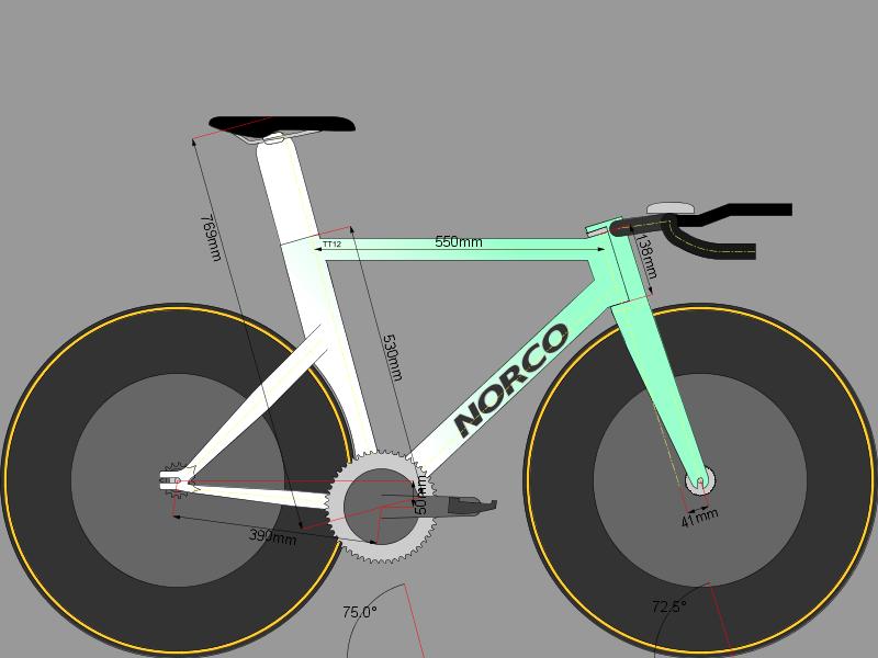 Norco TT12