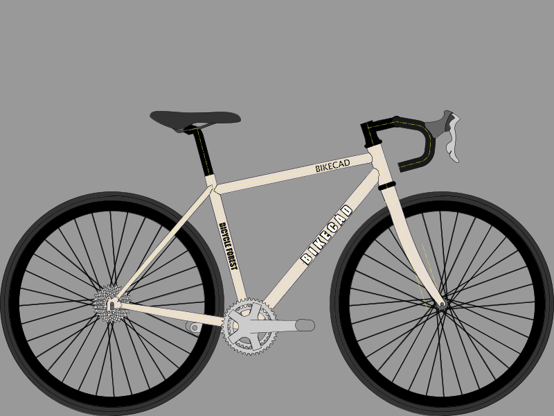 Cross bike mk 1