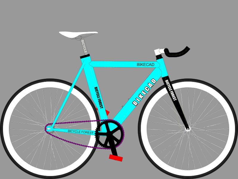 Unknown Bikes Lv2 Www Bikecad Ca