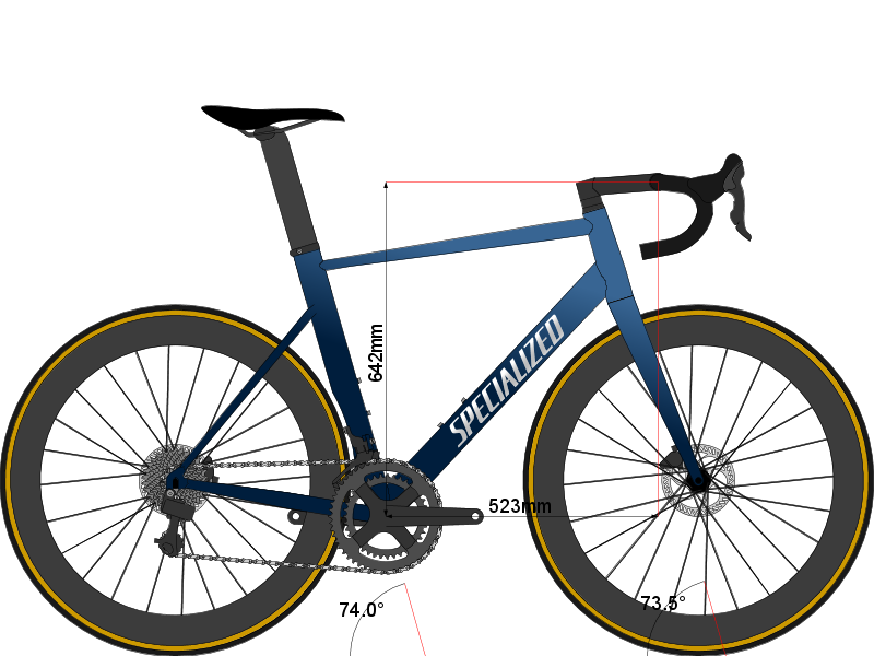 Specialized Allez Sprint Disc | www bikecad ca